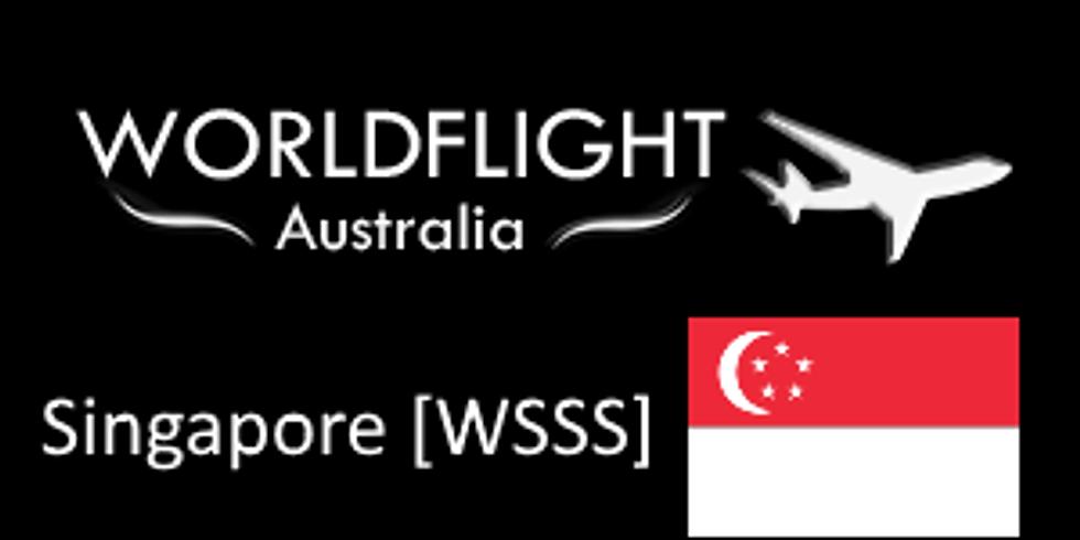 WorldFlight - Singapore [WSSS]