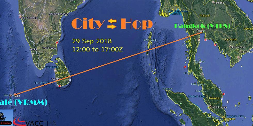 BANGKOK - MALÉ CITY LINK