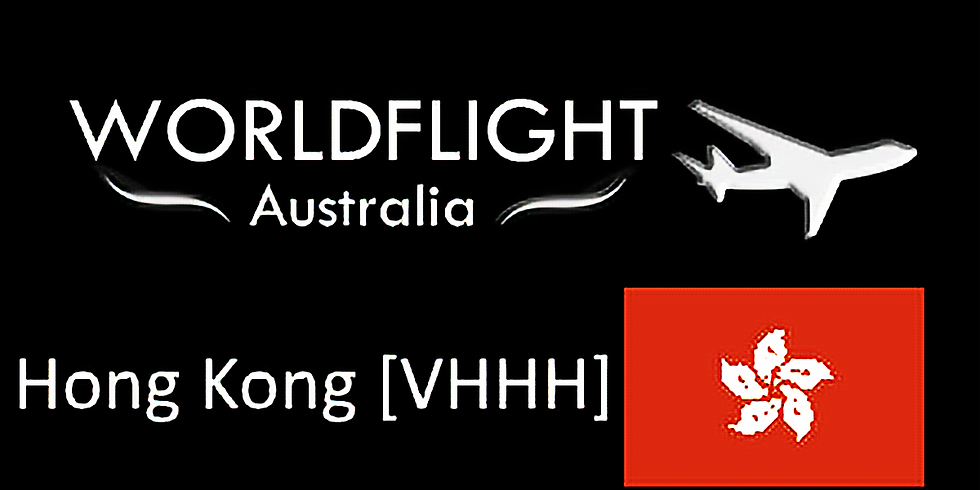 WorldFlight - Hong Kong