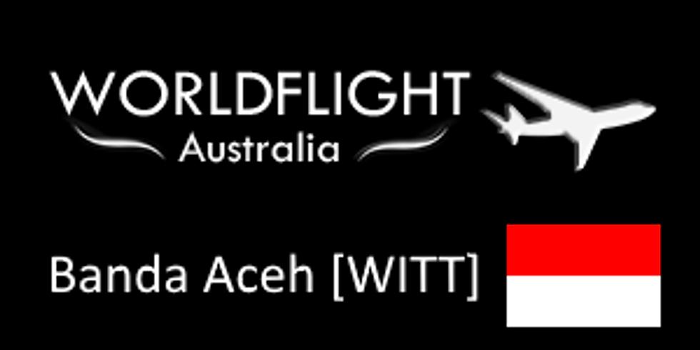 WorldFlight - Banda Aceh
