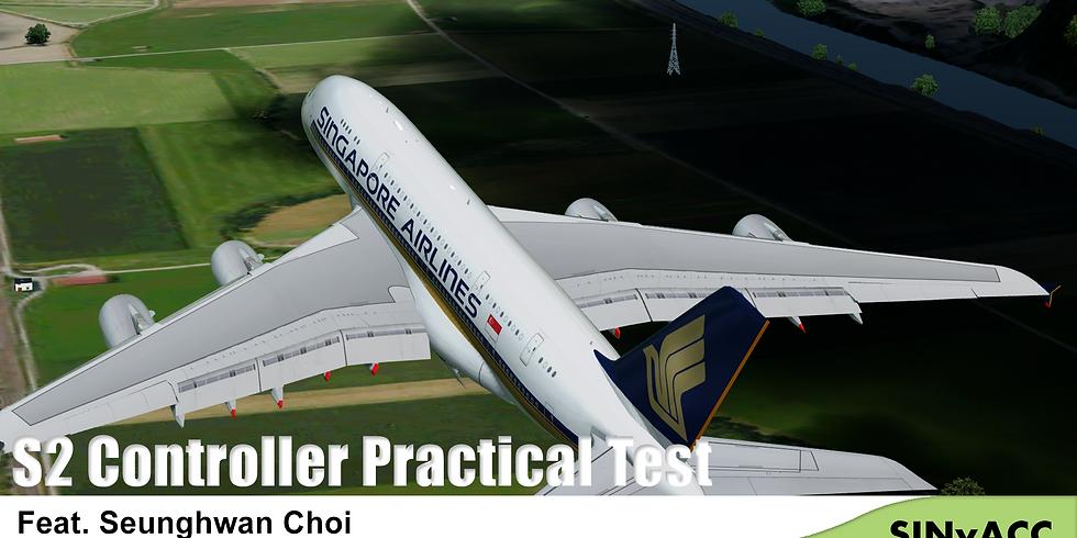 S2 Controller Practical Test - Seughwan Choi