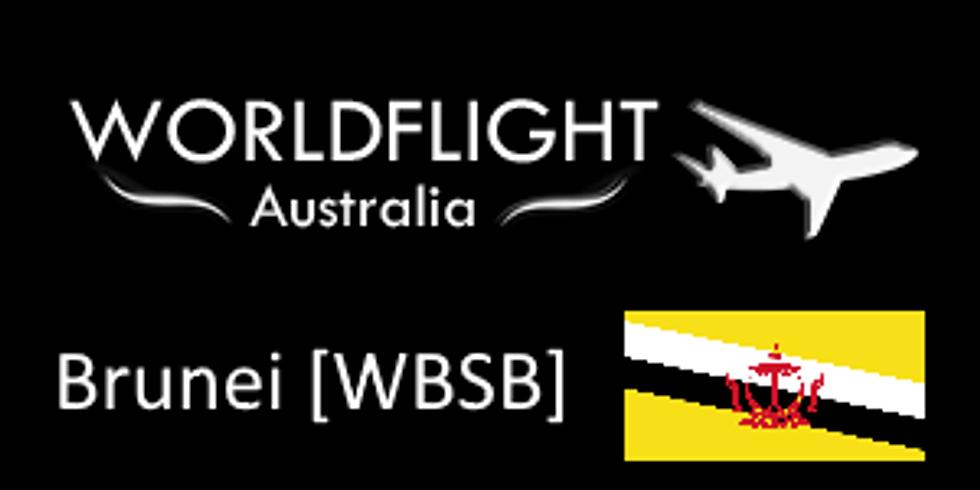 WorldFlight - Brunei