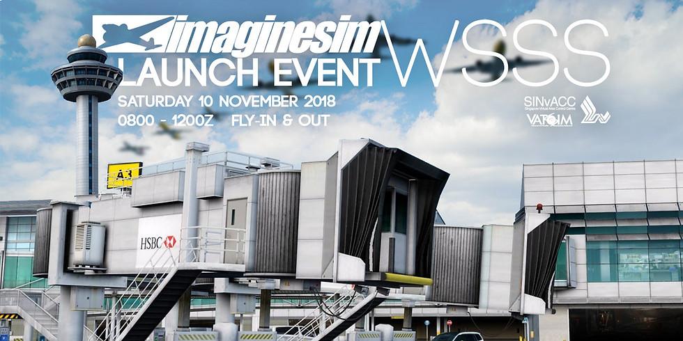 ImagineSim Singapore Changi 2018 (WSSS) Launch
