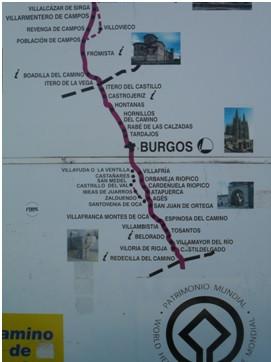 Térkép utazáshoz