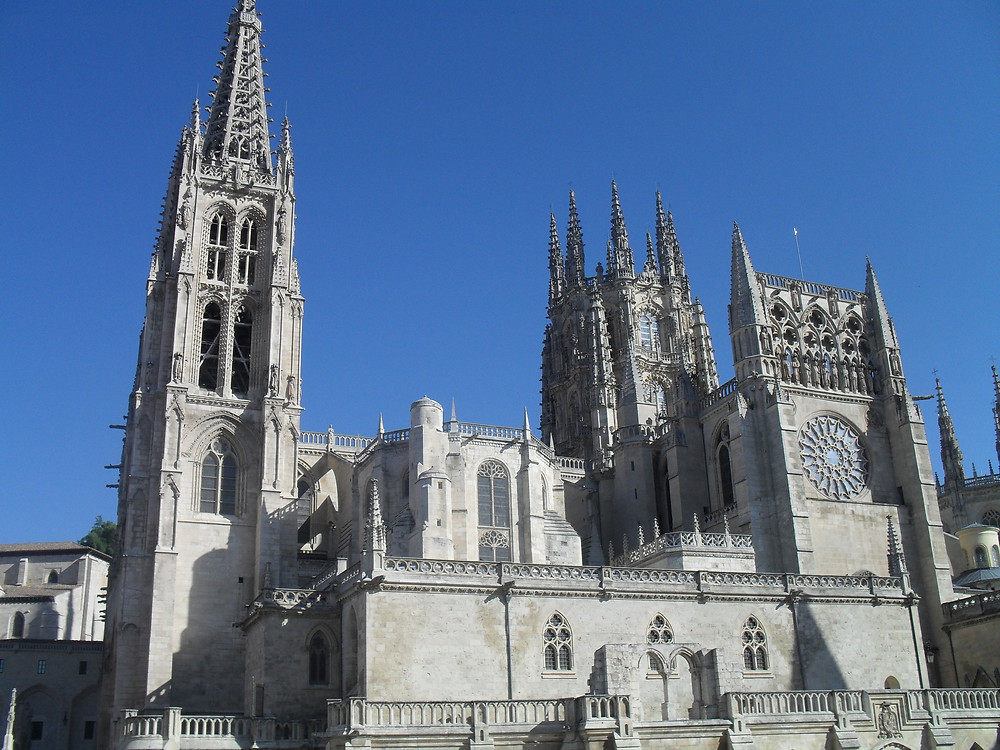 Burgosz, a Santa Maria-katedrális
