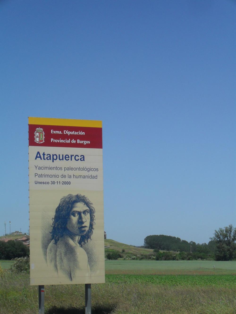 Atapuerca, nyolcszaz-ezer eves csontok-homo antecessor 12020.JPG