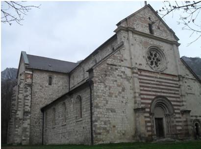 Bélaptfalvai templom