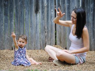 Beszéd nélkül is megértjük egymást -  babajelbeszéddel a szorosabb anya-gyerek kapcsolatért 1.