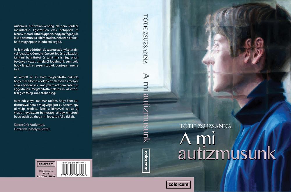 Könyvborító. http://amiautizmusunk.colorcom.hu/