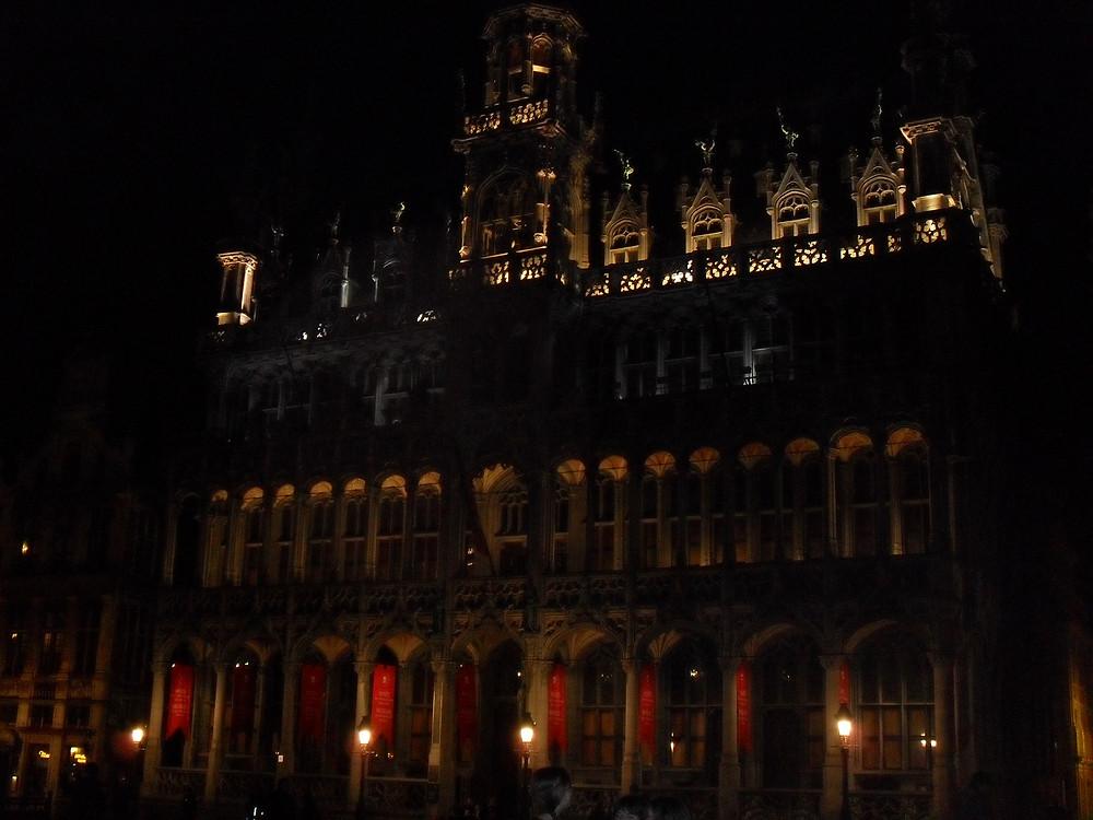 Brüsszel - városháza