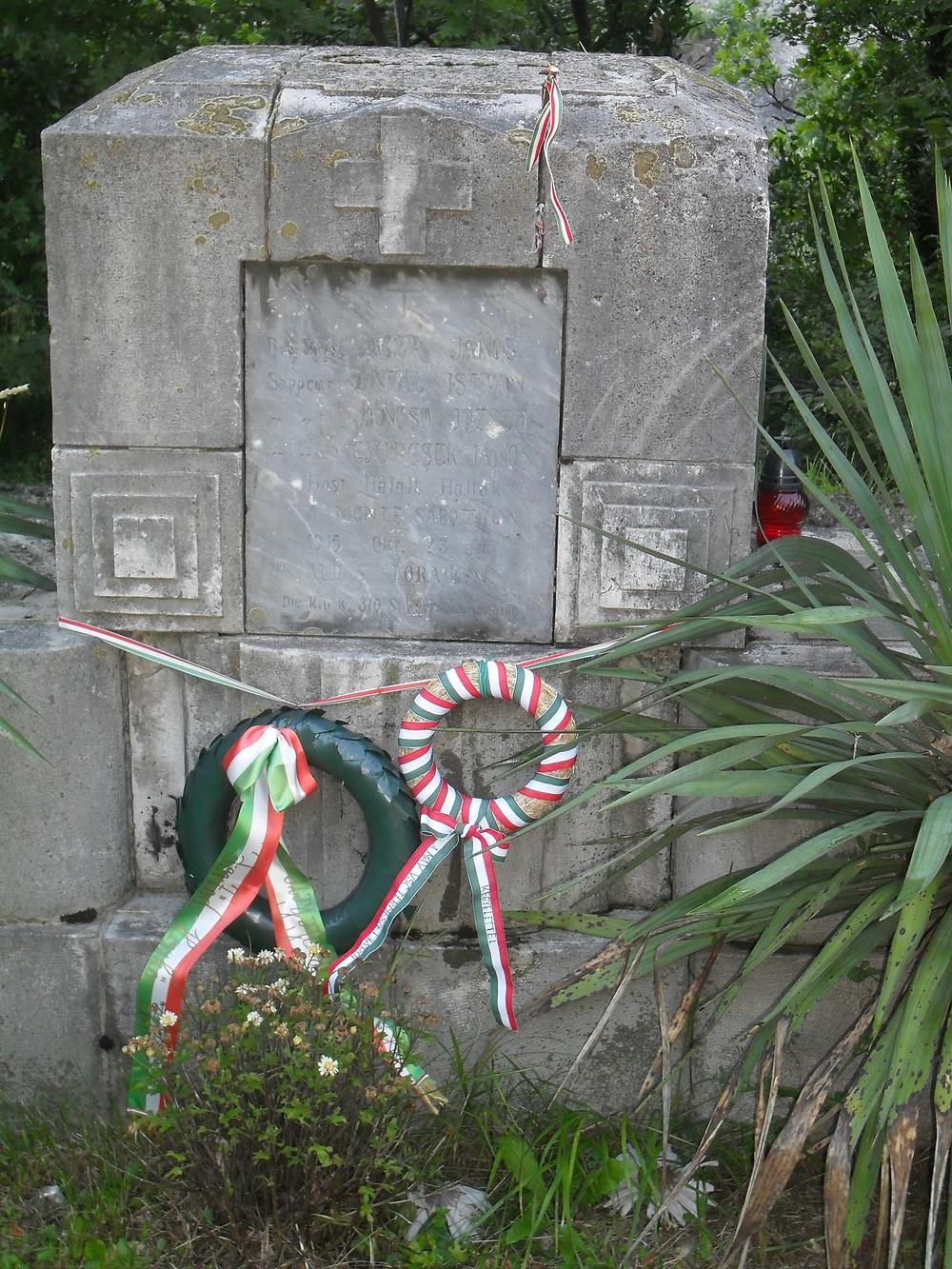 A solkani temető