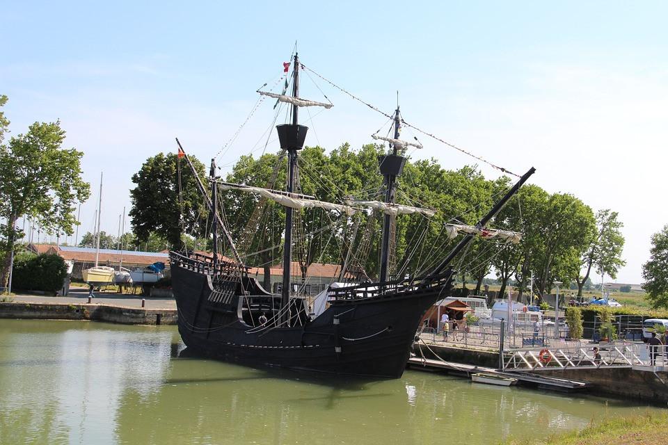 Magellán hajója