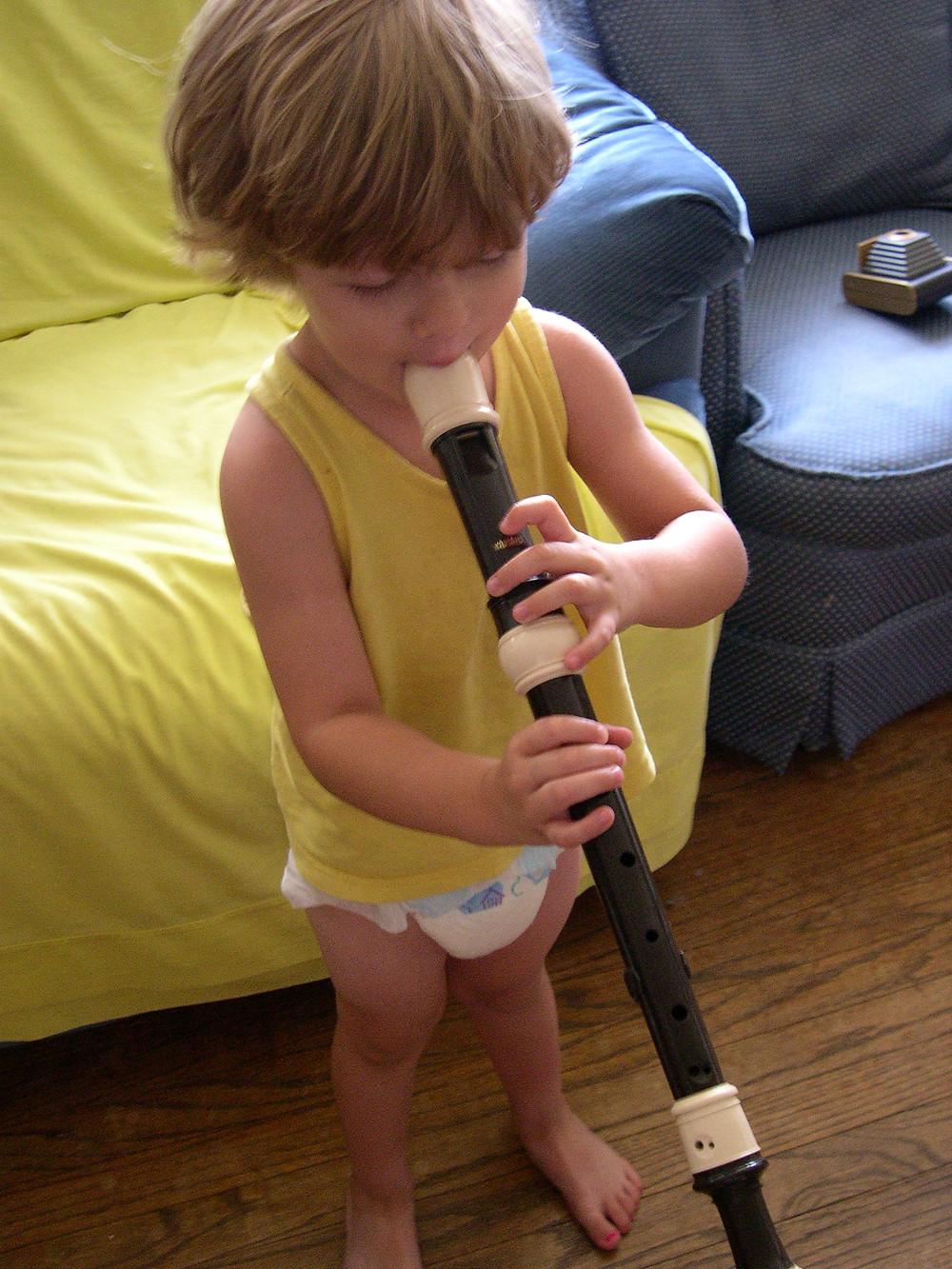 Ismerkedés a hangszerrel