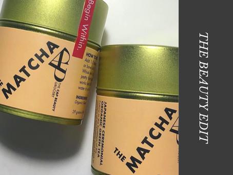 MATCHA: THECULT GREEN TEA