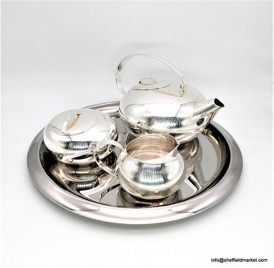 Sabattini - Servizio tea modello BOULE