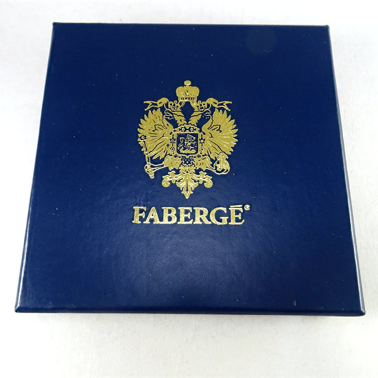 FABERGE' - PIATTINO PORCELLANA