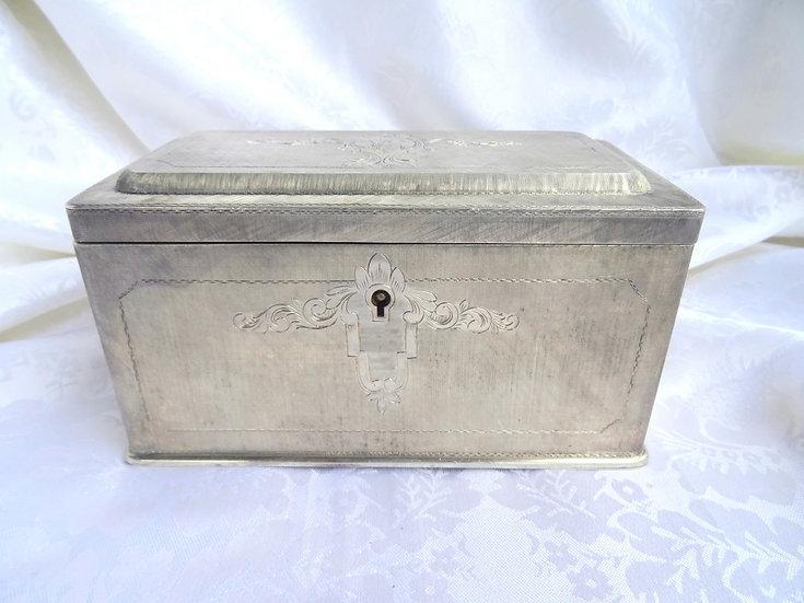 Portagioie argento 800