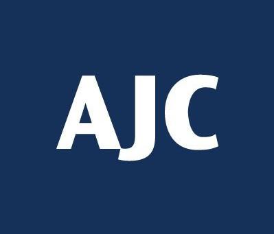 AJC Executive Officer David Harris hält ein Meeting mit dem deutschen Außenminister Heiko Maas