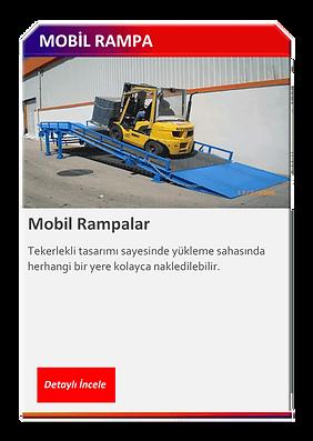 MOBİL RAMPA