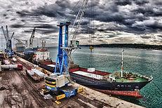 liman vinçleri elektrikli dönüşümü