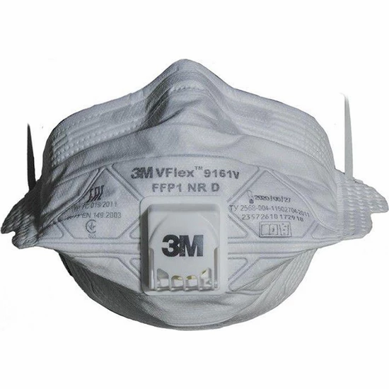 3m Vflex 9161V Ffp1 Katlanır Toz Maske