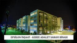 EPSİLON İNŞAAT - GEBZE ADALET SARAYI BİN