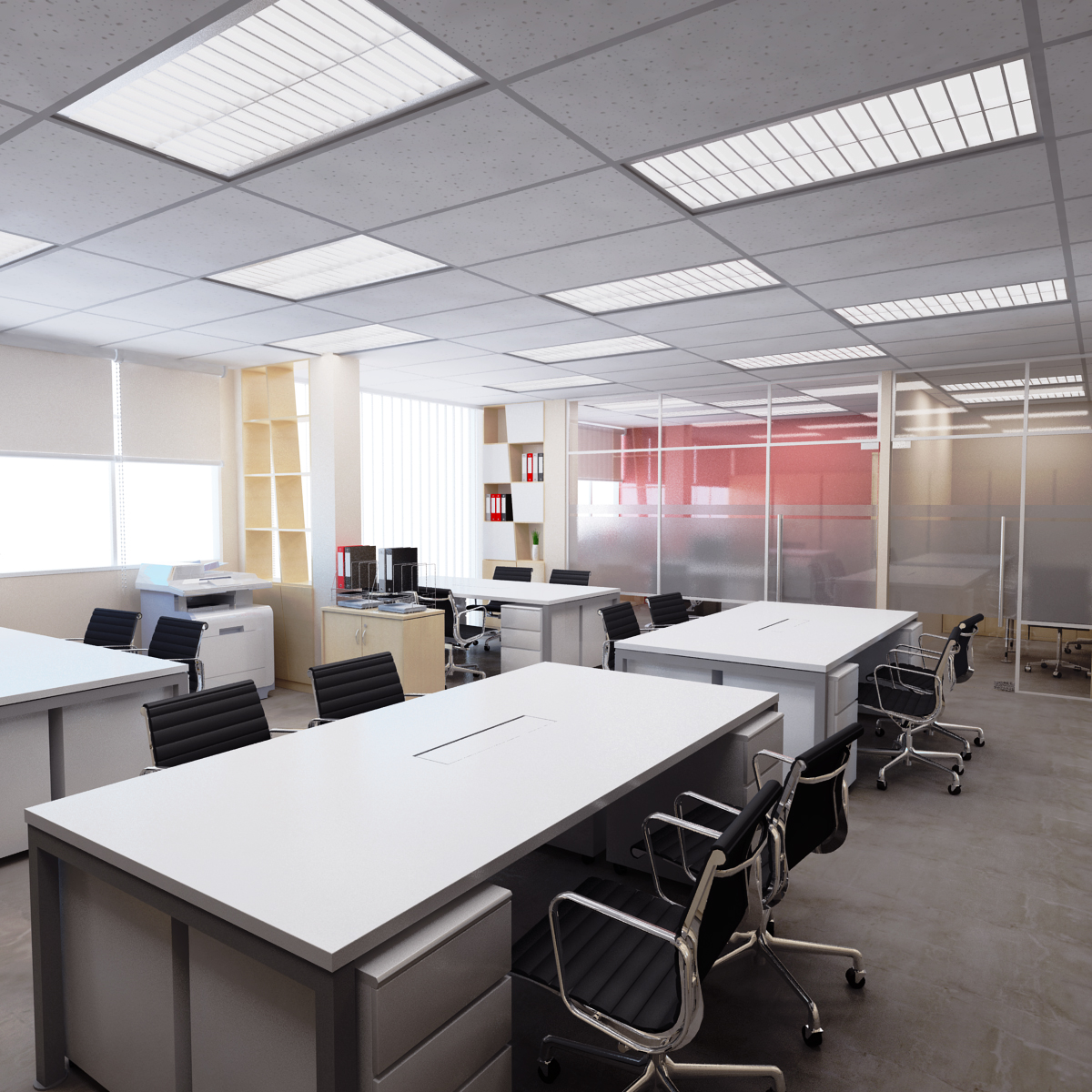 Office General Area 2