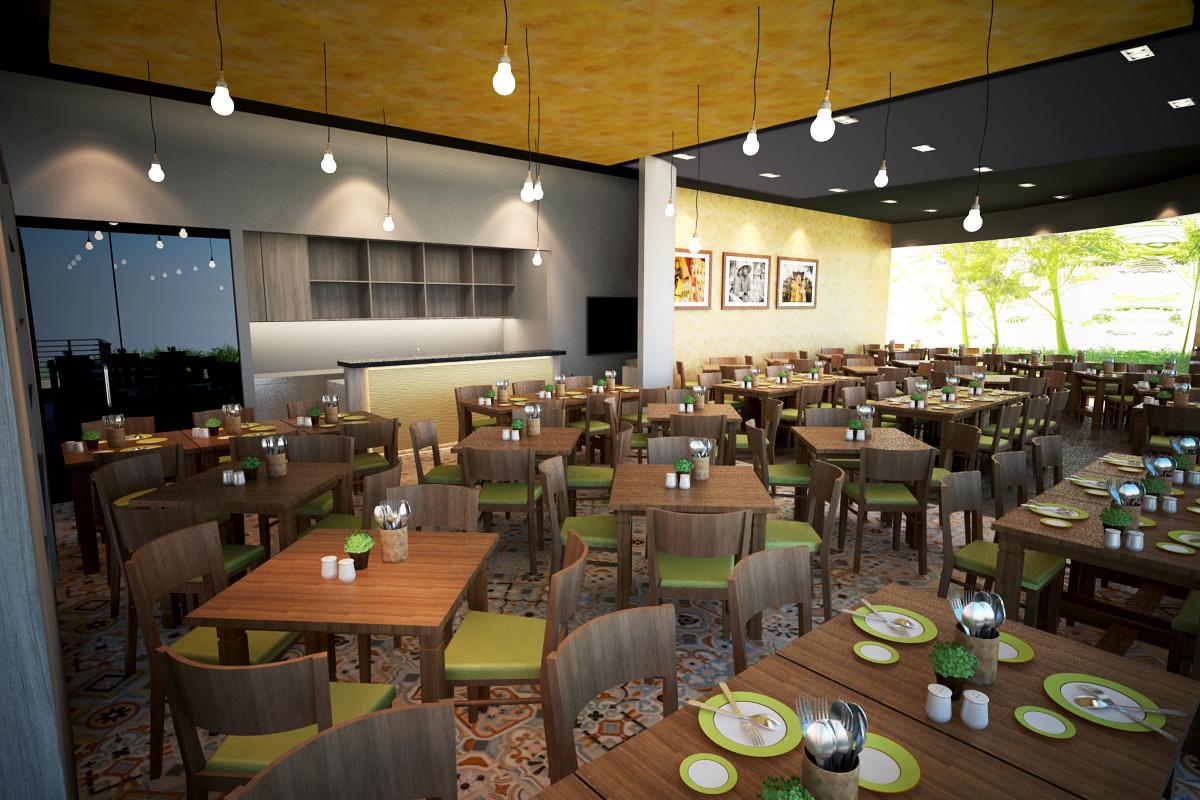 Restaurant view point 1