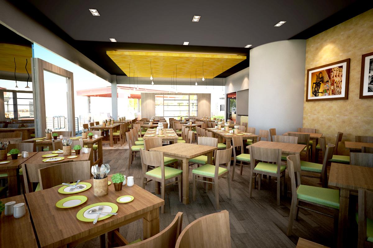 Restaurant view point 2