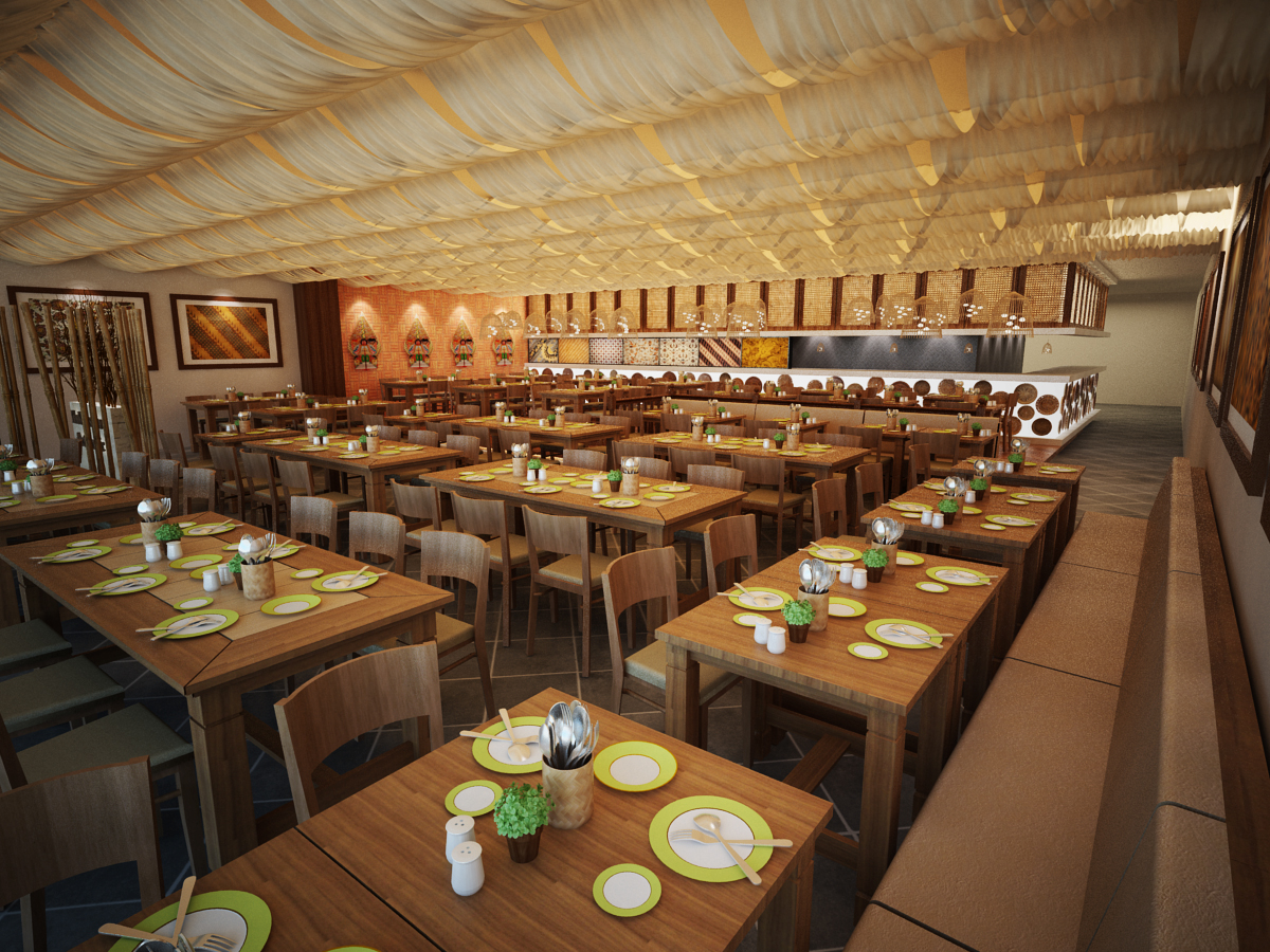 Restaurant view point 3