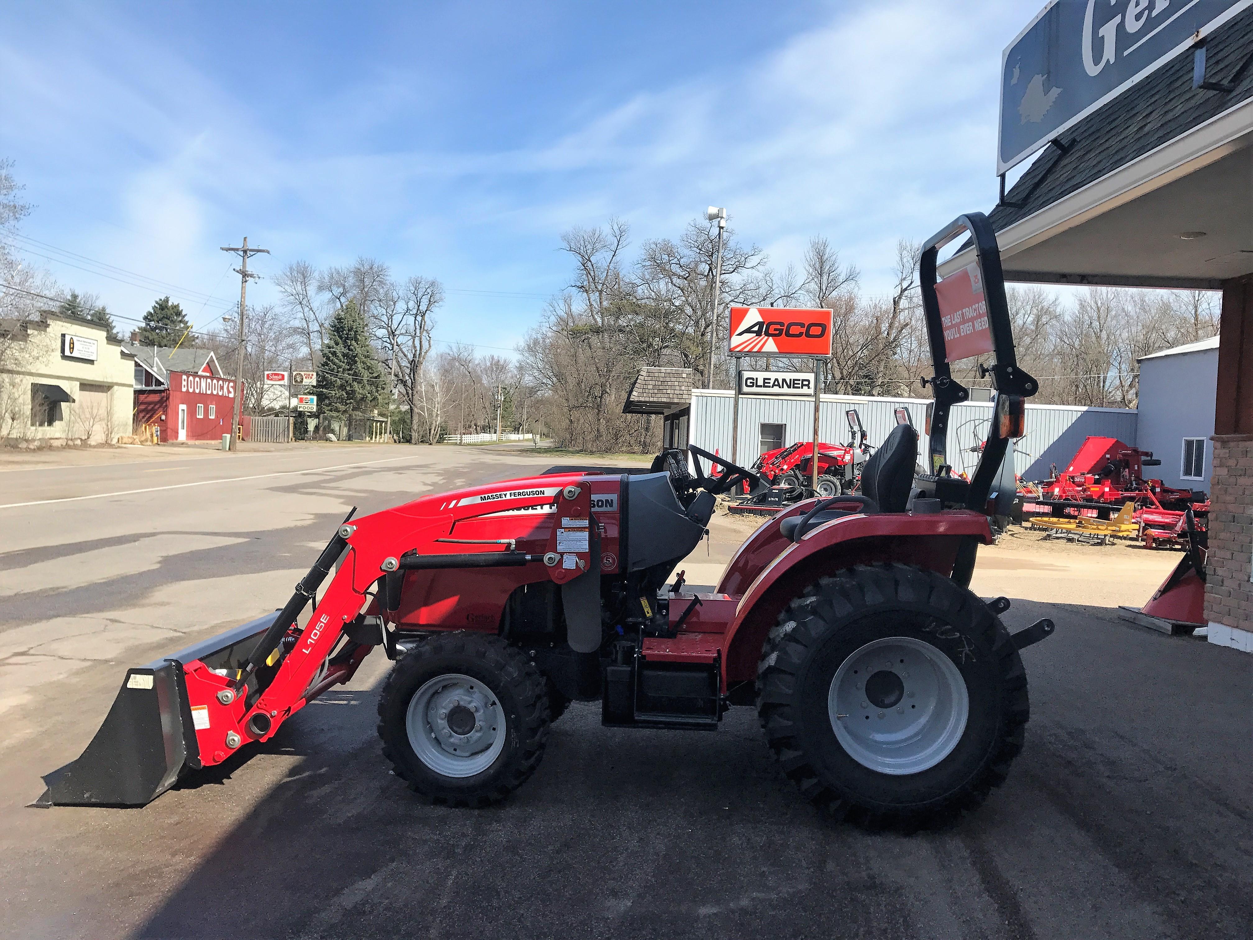 Massey Ferguson - New Equipment - Gerlach Service