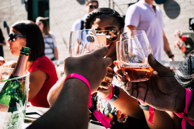 Run for the Rosé with Chandon