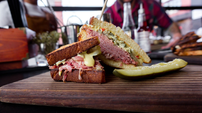 Dave Hadley - Food Network's Chopped Champion Meet & Greet