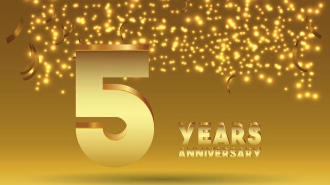 ARMA 5 Year Anniversary