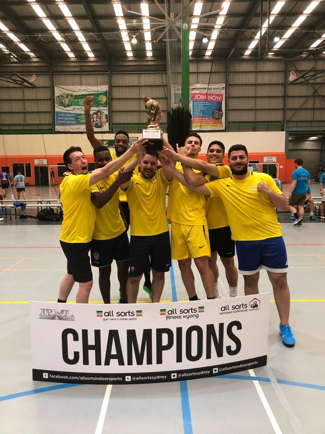 Futsal Champions