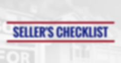 Home Seller Checklist