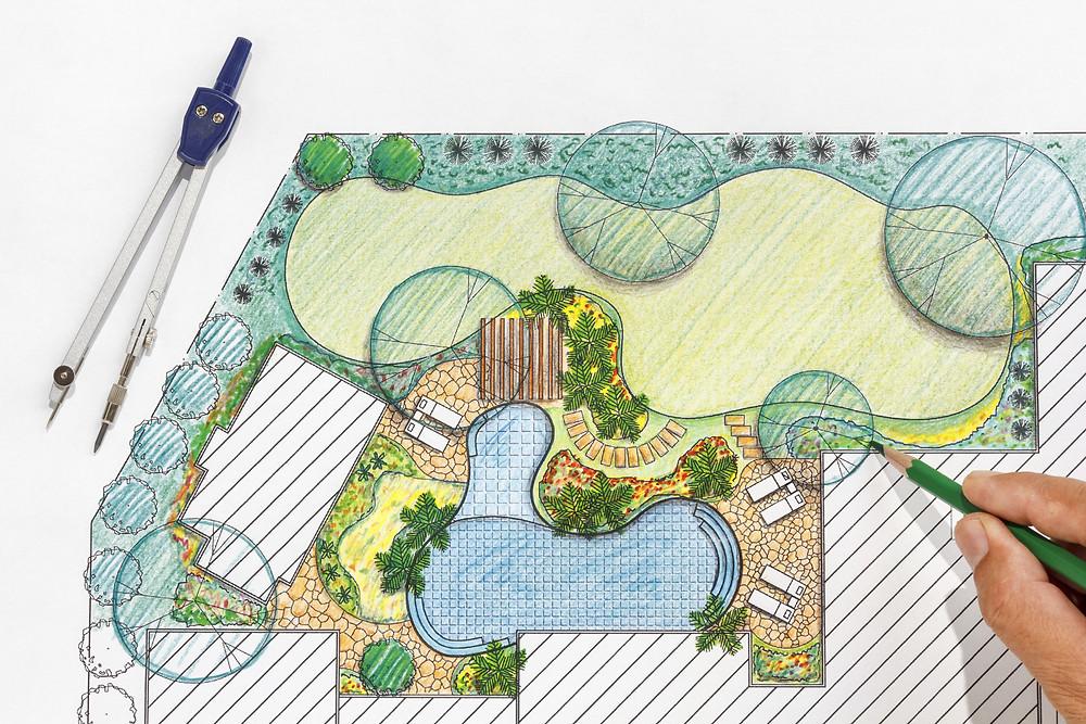 Create a Backyard Paradise