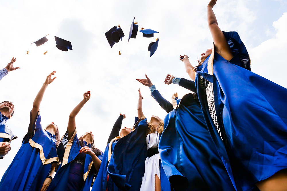 Graduate with a degree, not a Burden