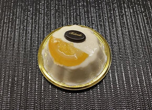 cioccolato bianco e arancia