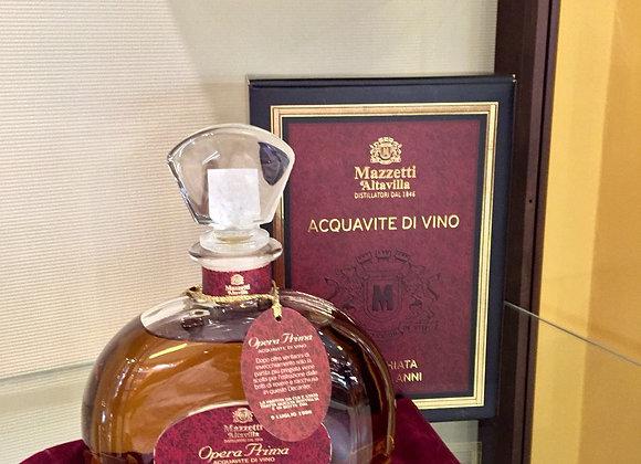 Opera Prima - Acquavite di vino