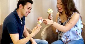 Chi mangia il gelato sta meglio!