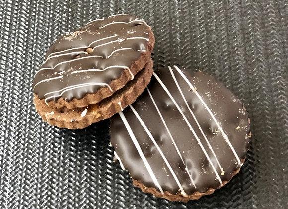 frollino cacao e marmellata