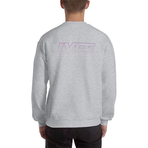 Ombre Back Sweatshirt