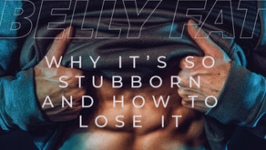 Belly fat, why it's so stubborn and how to lose it