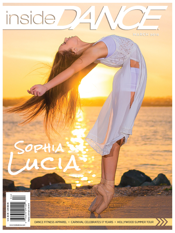 Inside Dance Cover with Sophia Lucia