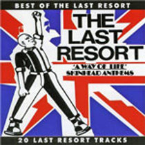 LAST RESORT - BEST OF LAST RESORT 20 SONG CD