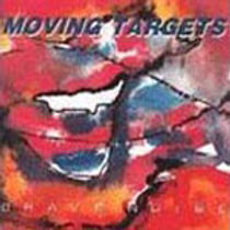 MOVING TARGETS BRAVE NOISE  CASSETTE