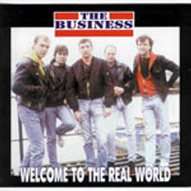 BUSINESS - WELCOME TO THE REAL WORLD CD