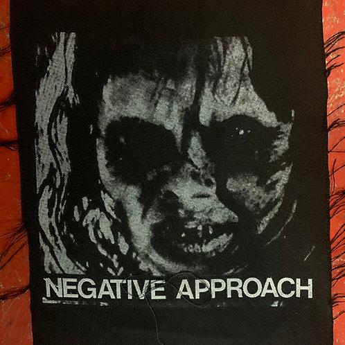 NEGATIVE APPROACH BACK PATCH
