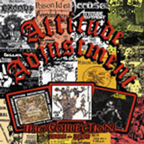 ATTITUDE ADJUSTMENT - THE COLLECTION CD